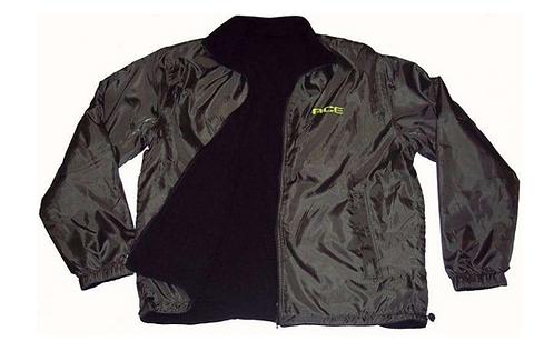 ACE Jacket Black Green Kurtka Dwustronna Roz. XL