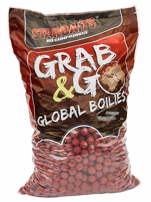Starbaits G&G  Strawberry Jam 20mm 10kg