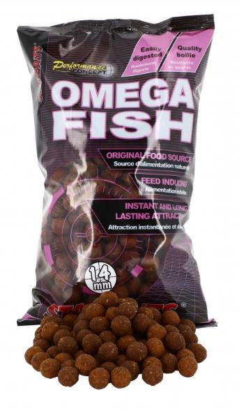 Starbaits OMEGA FISH Concept Kulki 14mm 1kg