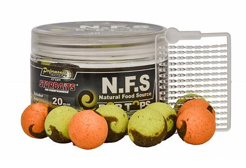 Starbaits NFS Balanced Pop Tops 20mm 60g