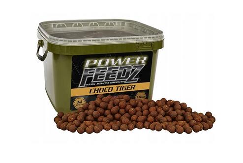 Starbaits Power Feedz Choco Tiger Kulki 20mm 1,8kg