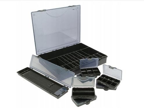 NGT Organizer Tackle Box Duży Pudełko Piórnik 7+1