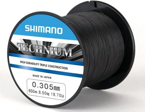 Shimano Żyłka Technium 0,355mm 300m 11,5kg 25,3lb