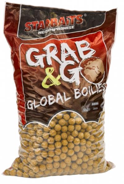 Starbaits G&G Globl Swwet Corn 20mm 10kg