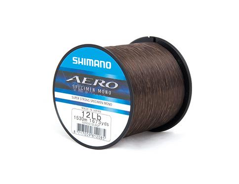 Shimano Aero Specimen QP 0,31mm 1530m 6,3kg 12lb