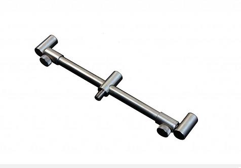 NGT Buzz Bar 2 Wędki Regulowany Stainless Steel