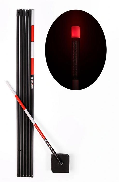 CARP MARKER Karpiowy 7m + Głowica LED Czerwony