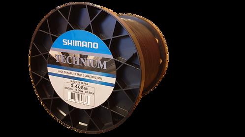 Shimano Żyłka Technium 0,405mm 5000m 14kg 30,8lb
