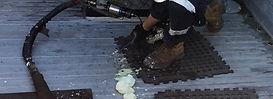 SprayFoam Injection