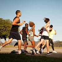 Van Run Club Running Group Social Fun
