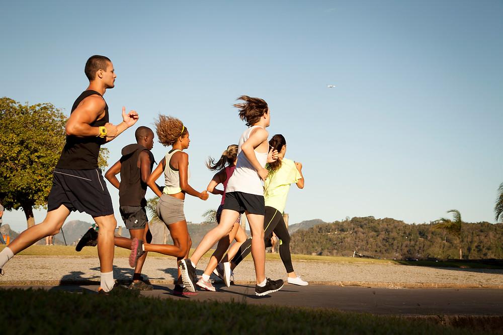 Running - Wellness Festival