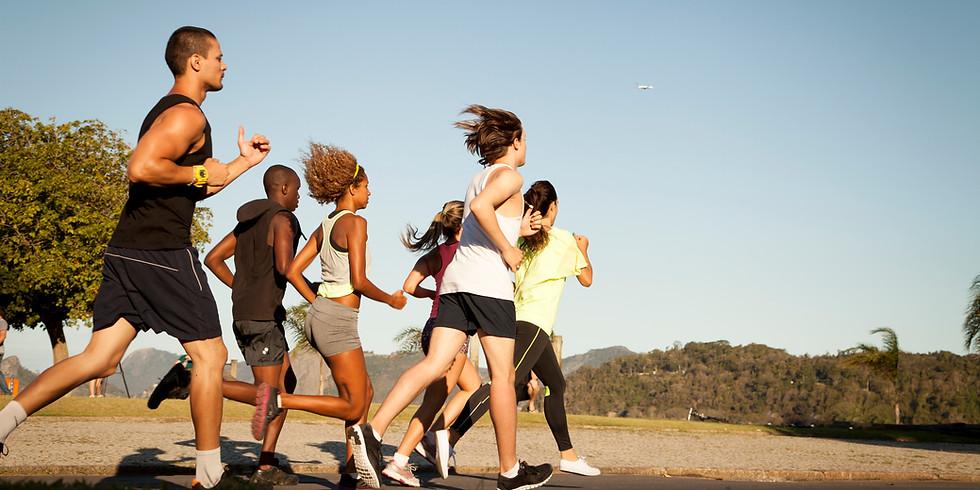 Campus Run (Wednesday, 11/4, 8am)