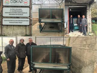 Solucan gübresi üretimine Tarım Bakanlığı ve Kalkınma Bakanlığından destek