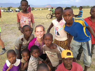The globalbike Impact on Me, by Maisie MacMullan