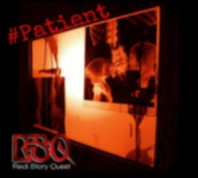המטופל, חדר בריחה בבת ים, המטופל, חדר בריחה במרכז#