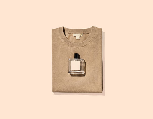 Sweater and Perfume