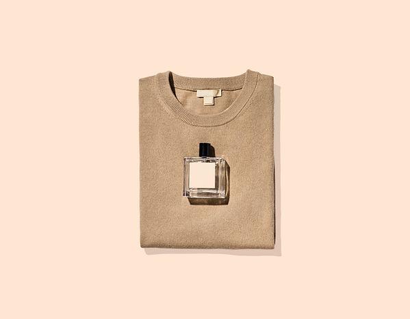 毛衣和香水