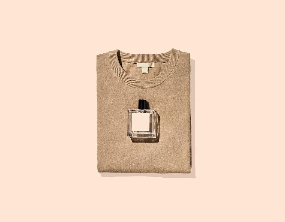 Sweater and Perfume