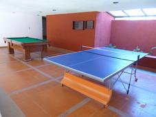 Billar y Ping Pong