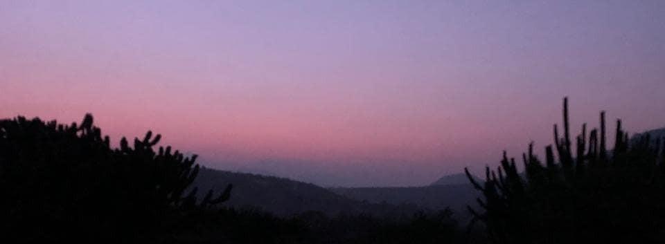Coloridos amaneceres