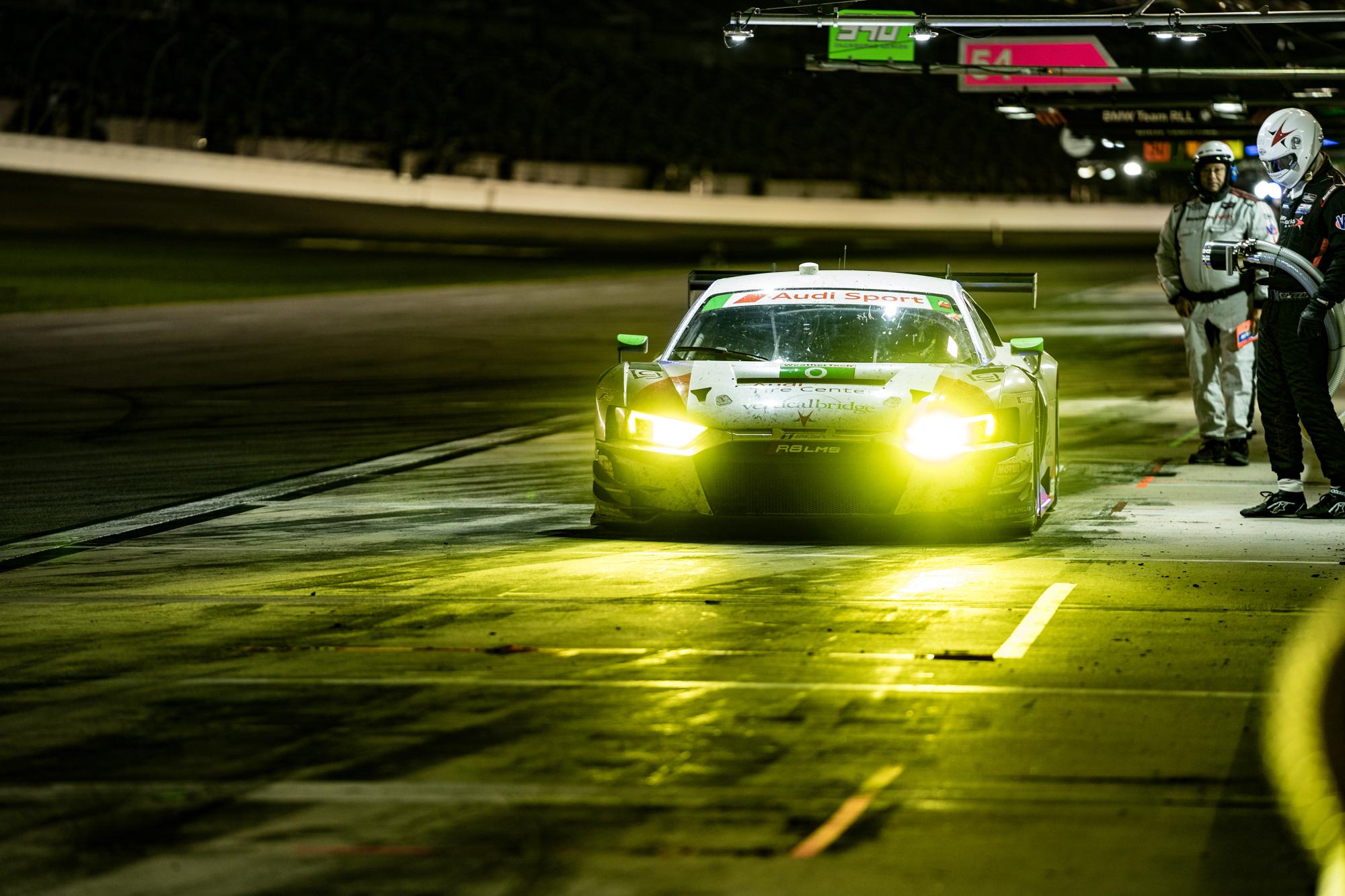 Daytona Audi-86