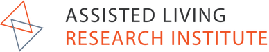 assisted living research institute logo.