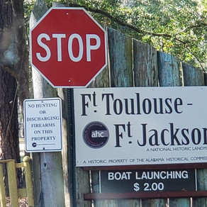 Fort Toulouse & Fort Jackson