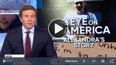Eye onAmerica: Alexandra's Story