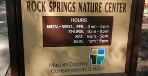 Nature & History at Rock Springs