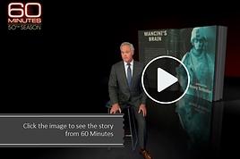 Mancini's Story on 60 Minutes (TBI-PTSD)