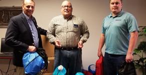 East Valley DAV Chapter Donates Supplies for Needy Veterans
