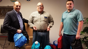 East Valley DAV Chapter Donates Supplies for Needy Veterans
