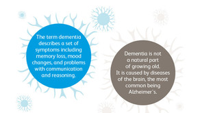What Dementia Is and What It Is Not: Facts & Fallacies