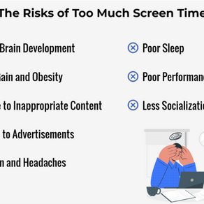 Children and Screen Time: How Much is Too Much?