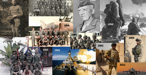 In Review: 11 Days of Veterans