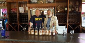 History and Wine at Barrel Head