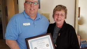 East Valley DAV Chapter Honors WW2 Veteran