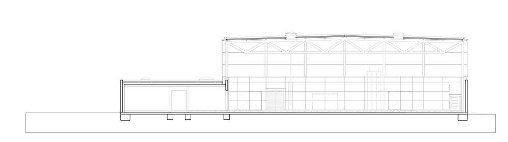 Quartiersporthalle Campus Rütli plus4930 Architektur