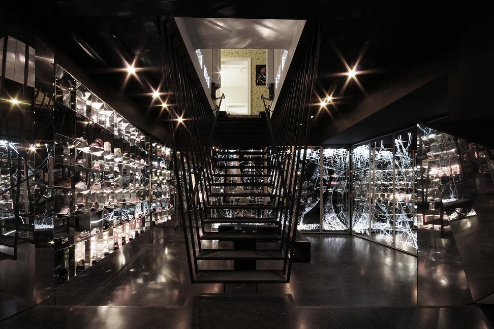 plus4930 Architektur - Overkillshop - Florian Geddert, Johannes Sierig, Rene Krüger