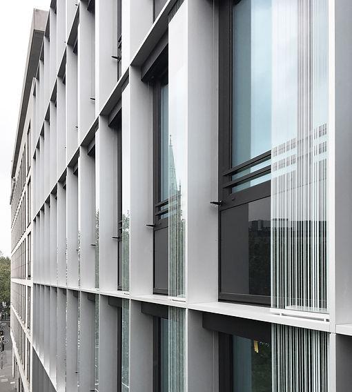 Fassadensanierung plus4930 Architektur