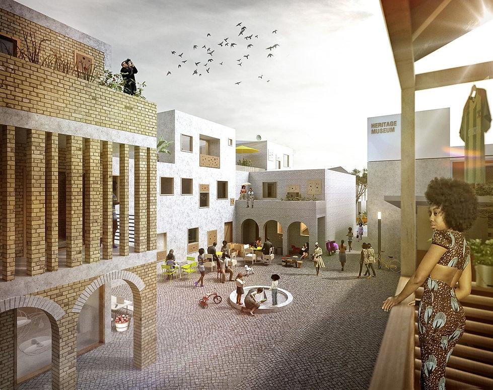 Tukuls to Datchas Design Study Rural Development plus4930 Architektur