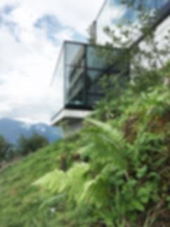 plus4930 Architektur - Bürgenstock Alpine Spa - Florian Geddert, Johannes Sierig, Rene Krüger, Thomas Neumann