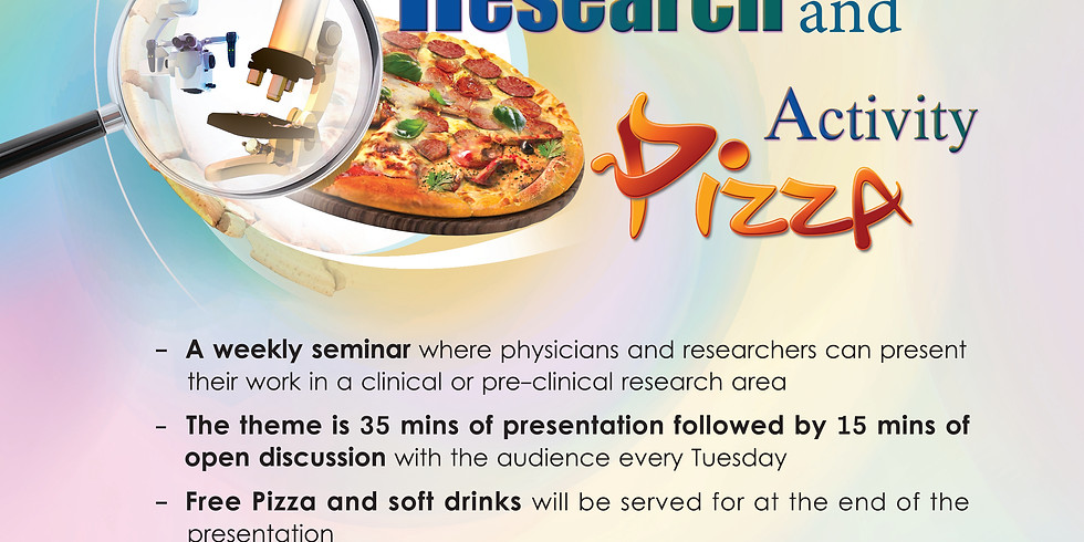Research and activity pizaa