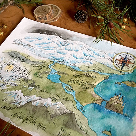Narnia - Maps Collection