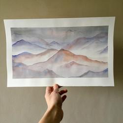 Montañas de Ensueño