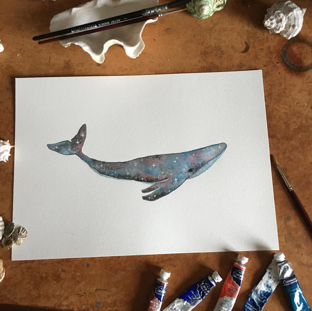 Galactic Whale