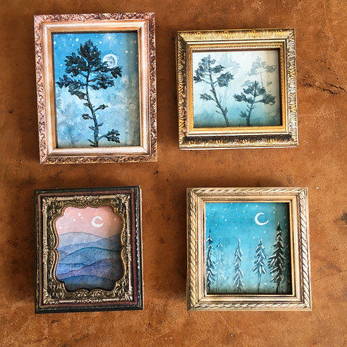 Pack of 4 Magnets