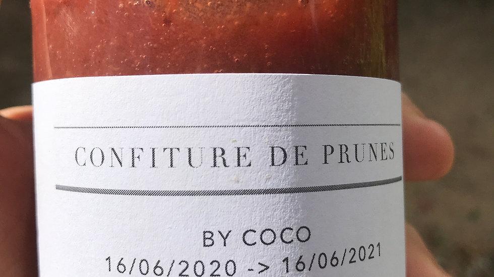 CONFITURE DE PRUNES MALGACHES