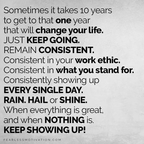 Never Give Up!!!