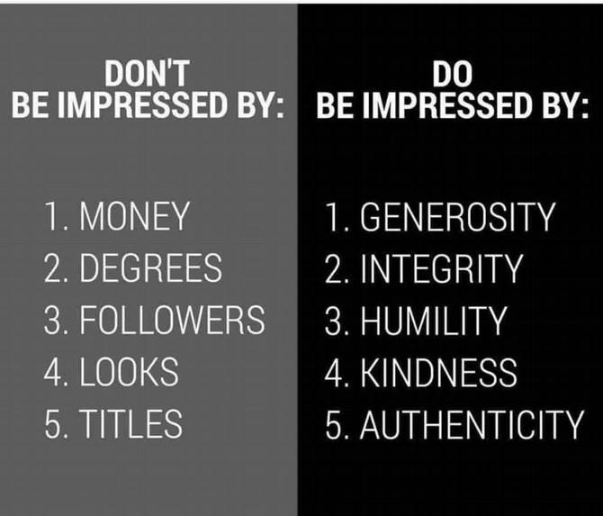 Integrity Matters..........